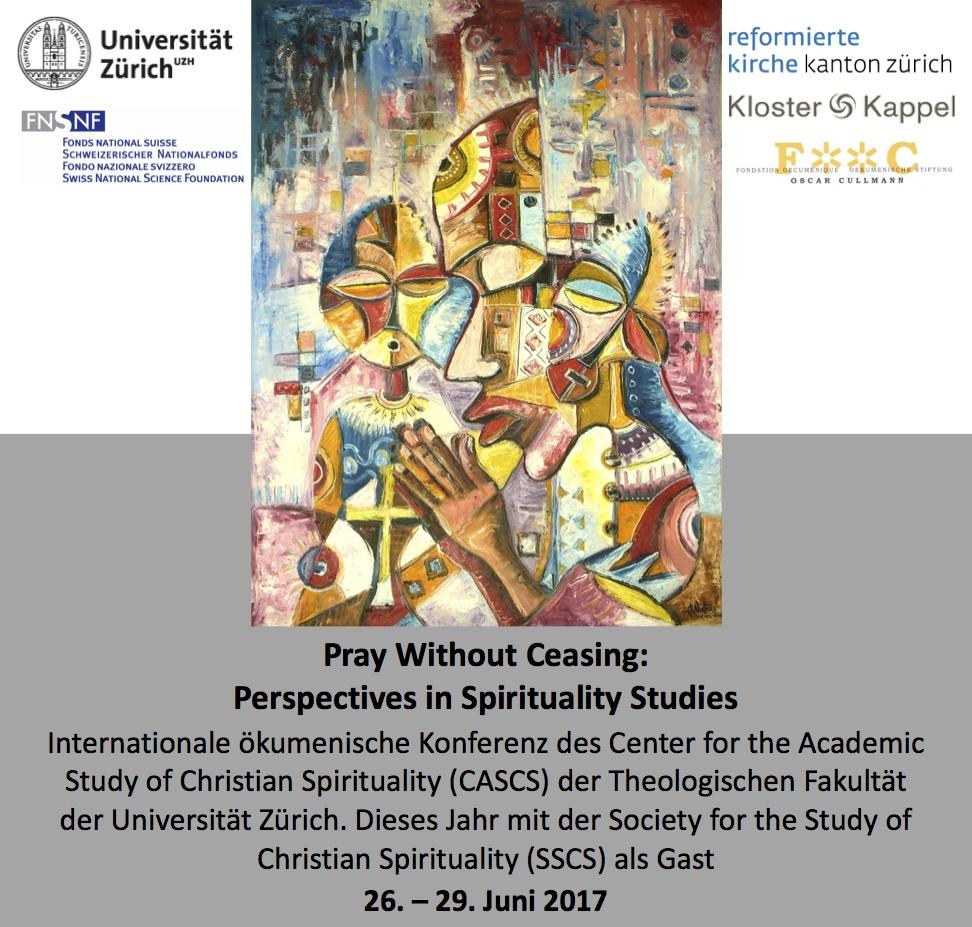 UZH - Center for the Academic Study of Christian Spirituality