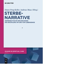 "Cover ""Sterbenarrative"""