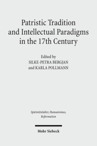 Patristic Tradition and Intellectual Paradigms